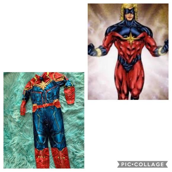 Marvel Costumes Captain Costume Poshmark Find great deals on ebay for male captain costume. poshmark